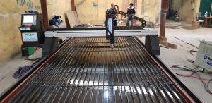 Máy cắt CNC Plasma-2580C