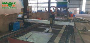 Lắp đặt và chuyển giao 2 máy cắt CNC Plasma 2060pro tại Thường Tín – HN