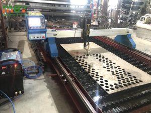 Lắp đặt hoàn thiện Máy cắt plasma CNC 2060pro, E130 tại Chương Mỹ, Hà Nội