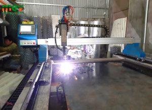 Máy CNC plasma 2060pro và nguồn E100 tại Thái Nguyên