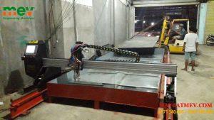 Máy cắt CNC 3000 MEV lắp đặt tại Tứ Kỳ, Hải Dương