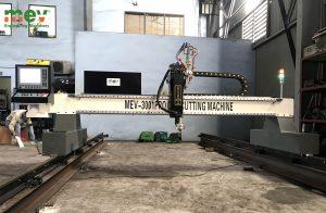 CNC plasma 3001pro – dòng máy hạng nặng – khổ 2,5x12m tại Đông Anh