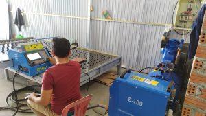 Lắp đặt máy cắt cnc mini tại Q. Liên Chiểu, Tp Đà Nẵng