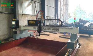 Hoàn thành lắp đặt máy cắt CNC 3000pro, E130 tại Yên Lạc – Vĩnh Phúc