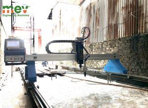 Lắp máy cnc plasma 2060pro, E200 tại Quán Toan, Hải Phòng
