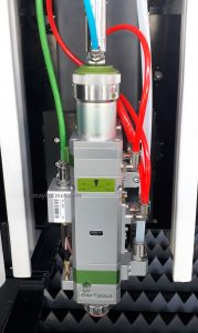 đầu phóng laser Raytool