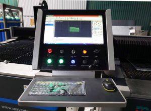 bộ điều khiển máy laser