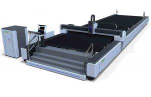 máy cắt cnc laser mev