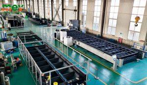 CNC laser fiber