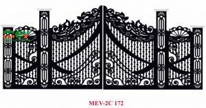 cổng biệt thự cnc