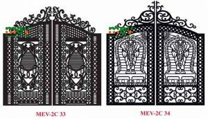 cổng 2 cánh
